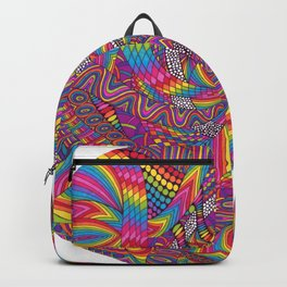 """""""Letz Go Crazy"""" Backpack"""