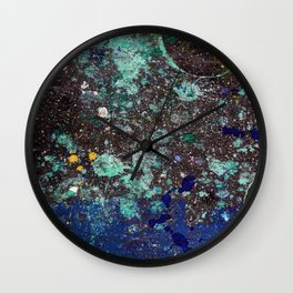 Third Shift Wall Clock