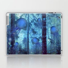 Magical Oceanic Forest Laptop & iPad Skin