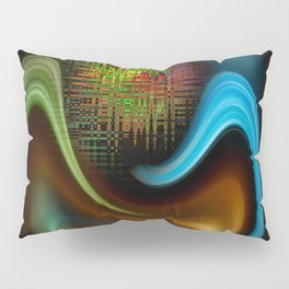 Abstract Perfektion 90 Pillow Sham