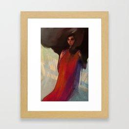 The Firebrand Framed Art Print