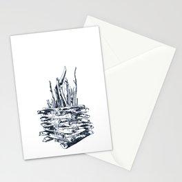 Bonfire Stationery Cards