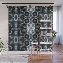 Fractal Art - nuclear fusion Wall Mural