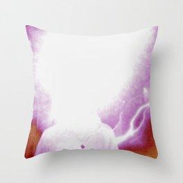 Light Head Throw Pillow