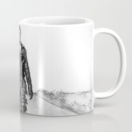 Mad Max Drawing Coffee Mug