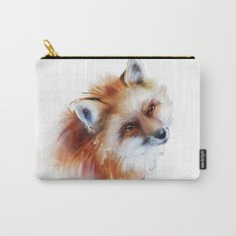 fox in love Carry-All Pouch