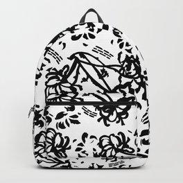 indian ink Backpack