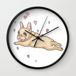 Cutie Patootie Wall Clock