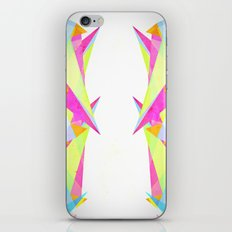 Triangles #4 iPhone & iPod Skin