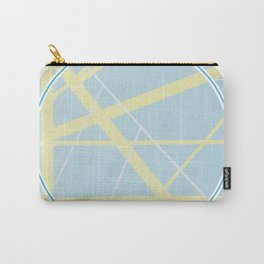 Crossroads ll - circle graphic Carry-All Pouch