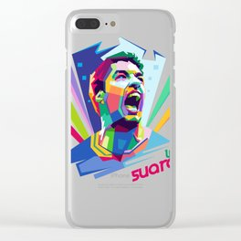 The Luis Clear iPhone Case