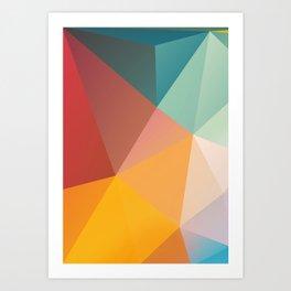 Geometric XXIX Art Print