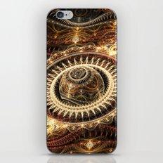 Clockwork 2 iPhone & iPod Skin