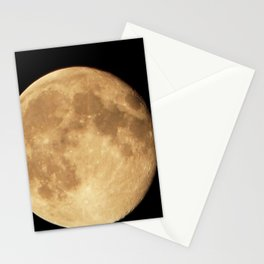 August 2014 Super Moon Stationery Cards