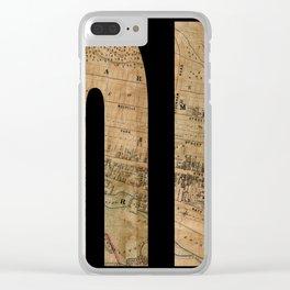 Dundas 1851 Clear iPhone Case