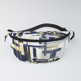 Do Cities Have Colors? Fanny Pack