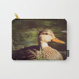 The duck Carry-All Pouch