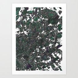 What (One) Wonders Art Print