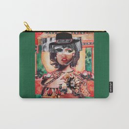 Amour rouge corail Carry-All Pouch