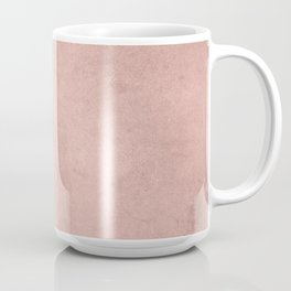 Blush Rose Gold Ombre Coffee Mug
