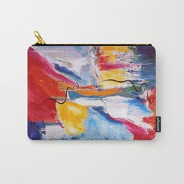Come Down Isaiah 64 Christian Abstract Carry-All Pouch