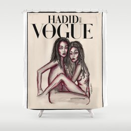 HADID Shower Curtain