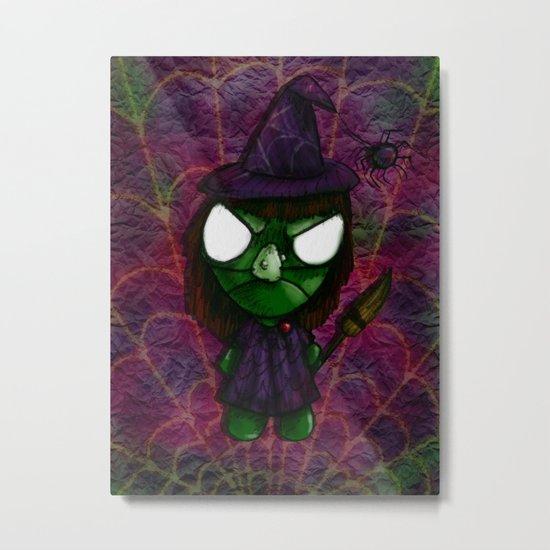 WitchBob Metal Print