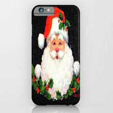 Ho Ho Ho Merry Christmas iPhone 6s Slim Case