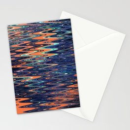 The Oil spill.... Stationery Cards
