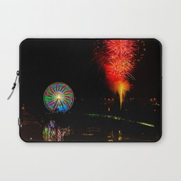 Impeccable timing Laptop Sleeve