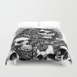 The Ancients Kings : Reunion Duvet Cover