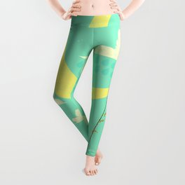 MOON SWING Leggings