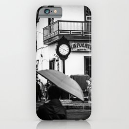 Enchanting Town  iPhone Case