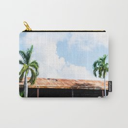Rusted Roof Carry-All Pouch
