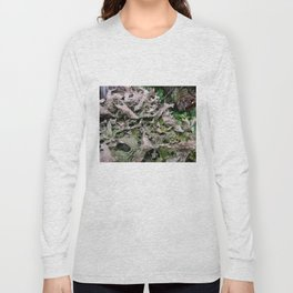 Life on a Fallen Tree Long Sleeve T-shirt