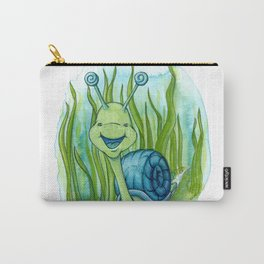 Seymour Snail Carry-All Pouch