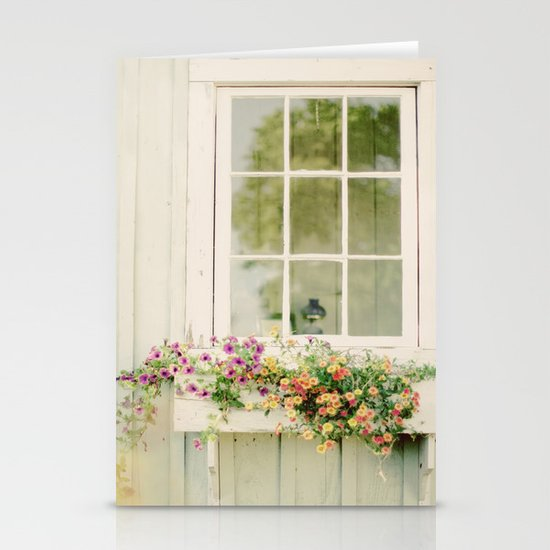 WINDOW PERFECT  Stationery Cards