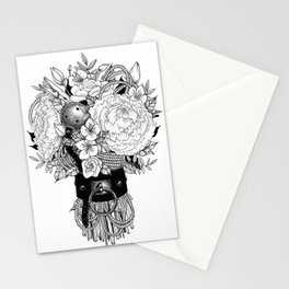 Kinky Posy Stationery Cards