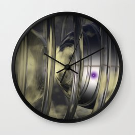 Spheres, No. 7 Wall Clock
