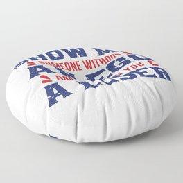 Show Me Floor Pillow