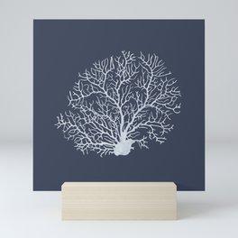 Faded Coral Mini Art Print