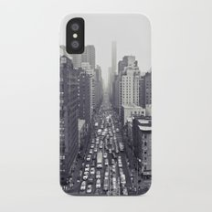 flying over first... iPhone X Slim Case