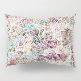 Lille map Pillow Sham
