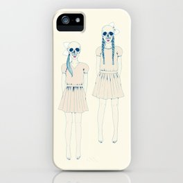 girl-16 iPhone Case