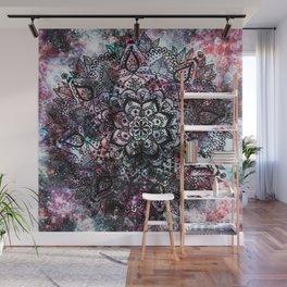 Intergalactic Mandala Wall Mural