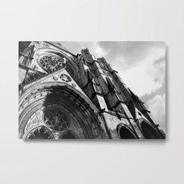 Cathedral of Saint John The Divine  Metal Print