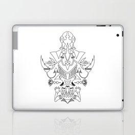 The art has no name Laptop & iPad Skin