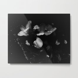 Night Garden 2 Metal Print