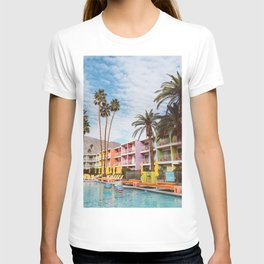 Palm Springs Pool Day VII T-shirt
