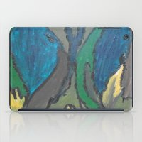 camo iPad Cases featuring Camo by Kristin Rodgers